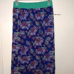 2X Lularoe Lola Skirt